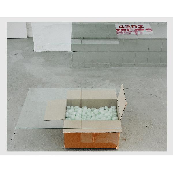 MONIKA BRANDMEIER<br/>immernie #1 (ganz vergessen), 2001, c-print 47,5 x 58 cm, ed. 5