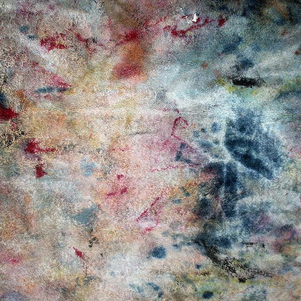SASCHA WEIDNER<br/>Abstraction II, 2012, pigment print, 70 x 70 cm