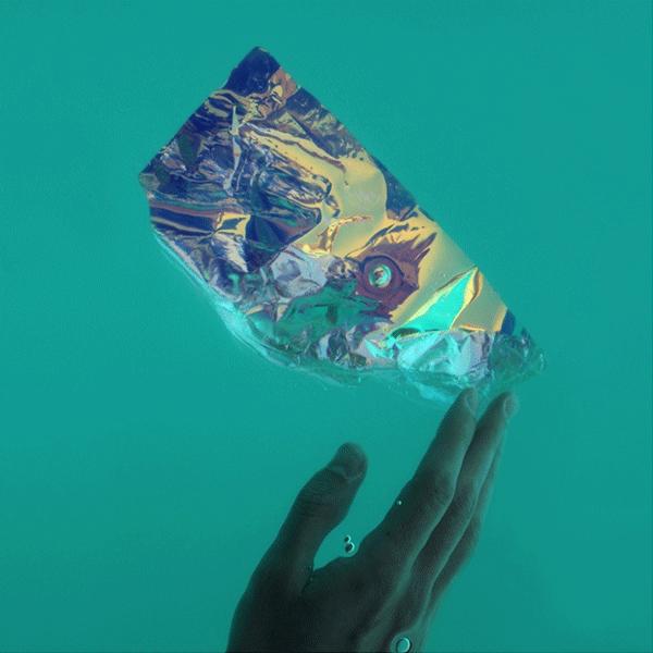 SASCHA WEIDNER<br/>Drifting II, 2012, pigment print, 50 x 50 cm