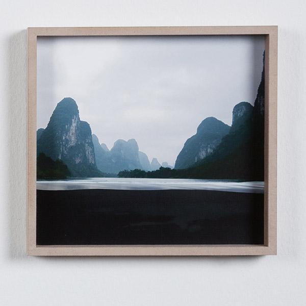ANNA VOGEL<br/>Untitled, 2015, collage, 25,5 x 27 cm