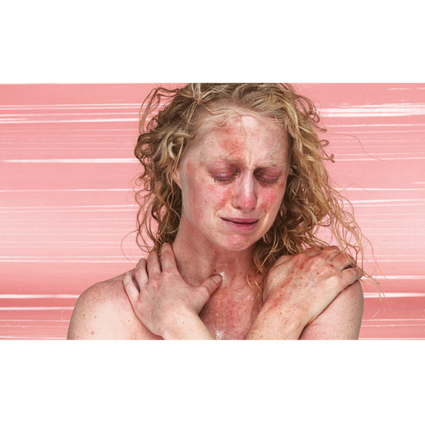 ROSEMARY LAING<br/>A dozen useless actions for grieving blondes #12, 2009, c-type photograph, 77 x 130 cm, framed