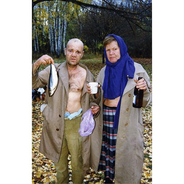 BORIS MIKHAILOV<br/>Case History #991, 1997/1998, 2014, c-print 61 x 40 cm, ed.of 10