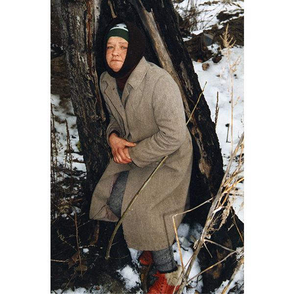 BORIS MIKHAILOV<br/>Case History #993, 1997/1998, 2014, c-print 61 x 40 cm, ed.of 10