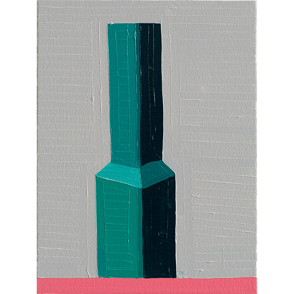 GUY YANAI<br />Couple Therapy, 2018, oil on canvas, 40 x 30 cm