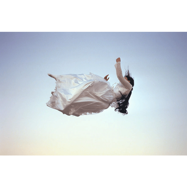 ROSEMARY LAING<br/>flight research #4, 1999, c-print, mounted and framed, 120 x 163 cm, ed. 3