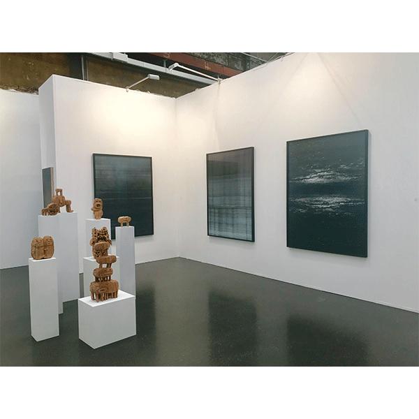 ANNA VOGEL<br/>CONRADS, ART DÜSSELDORF 2018
