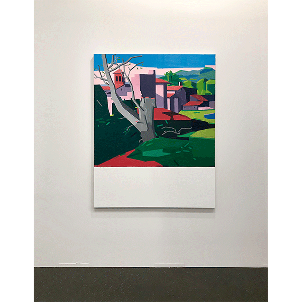 GUY YANAI<br/>CONRADS, ART DÜSSELDORF 2018