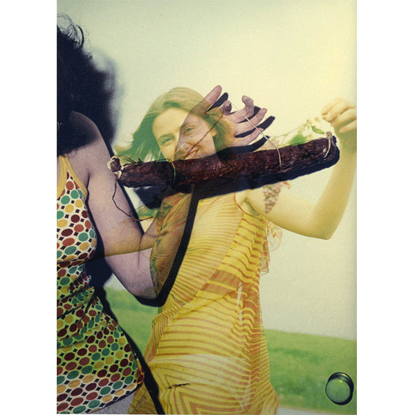 BORIS MIKHAILOV<br/>Yesterday´s Sandwich, Superimpositions from 60s/70s, print by BM 2011, 150 x 110 cm, ed. 4/5