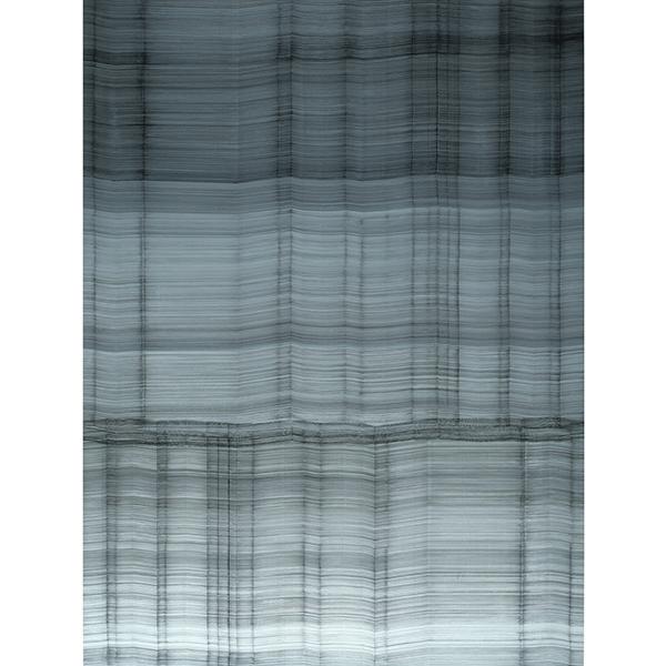 ANNA VOGEL<br/>Translator XV, 2019, ink on pigment print, 160 × 120 cm, unique