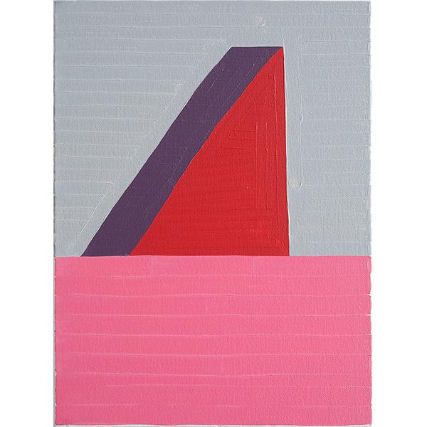 GUY YANAI<br />Denmark, 2020, oil on canvas, 40 x 30 cm