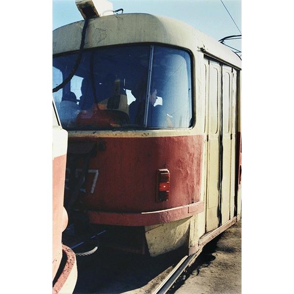 BORIS MIKHAILOV<br/>Case History #332, 1997/1998, 2000, c-print 61 x 40 cm, ed.of 10