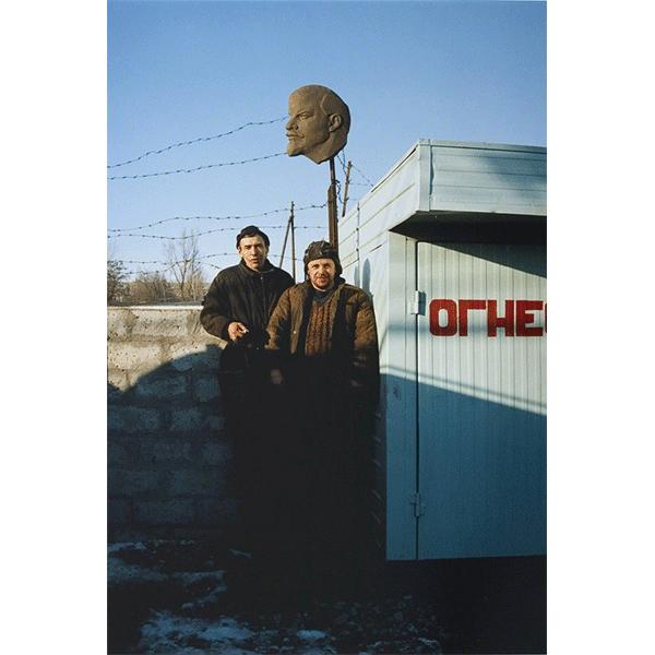 BORIS MIKHAILOV<br/>Case History #370, 1997/1998, 2000, c-print 61 x 40 cm, ed.of 10