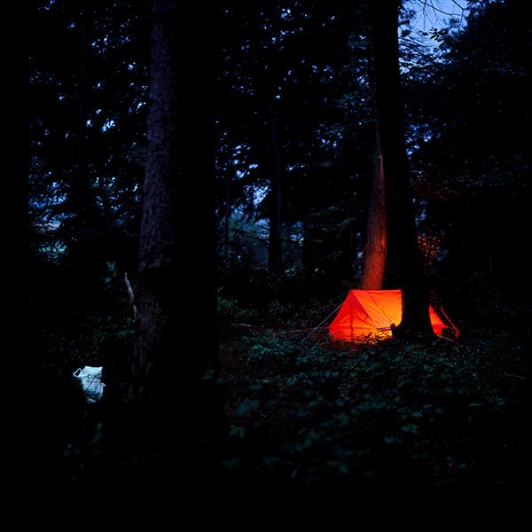 SASCHA WEIDNER<br/>Refuge II, 2009/11, pigment print, 110 x 110 cm, ed. 5