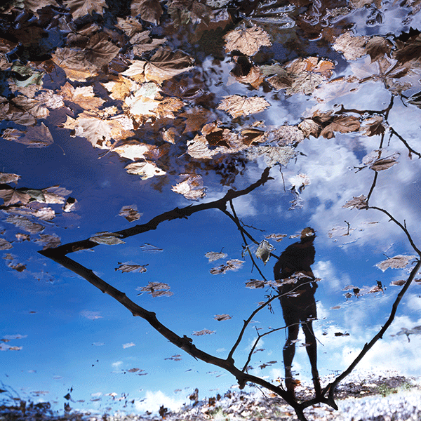 SASCHA WEIDNER<br/>Temptation II, 2013, pigment print, 100 x 100 cm