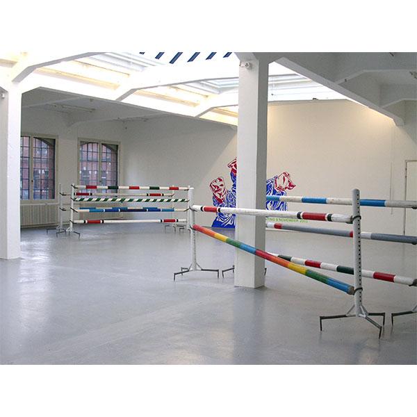 mounir fatmi<br/>Migros Museum-Zürich, 2003