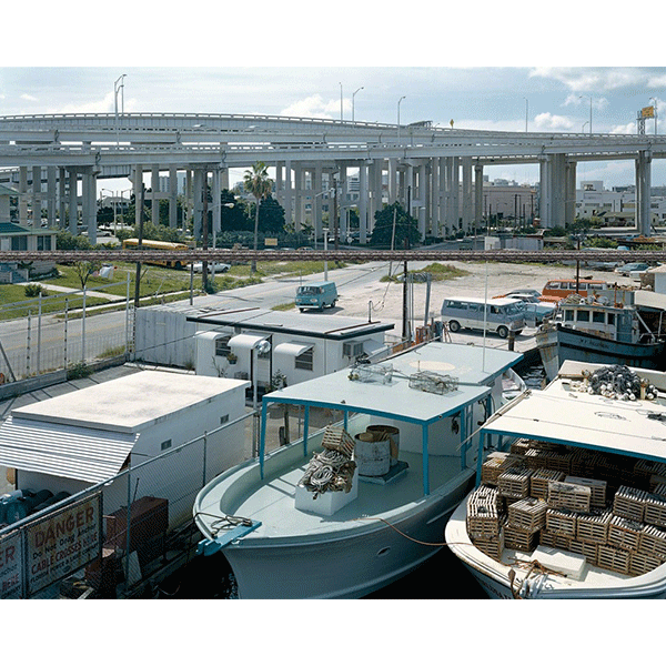 STEPHEN SHORE<br/>Miami, Florida, 28/7/1975, 2000, c-print, 51 x 61 cm