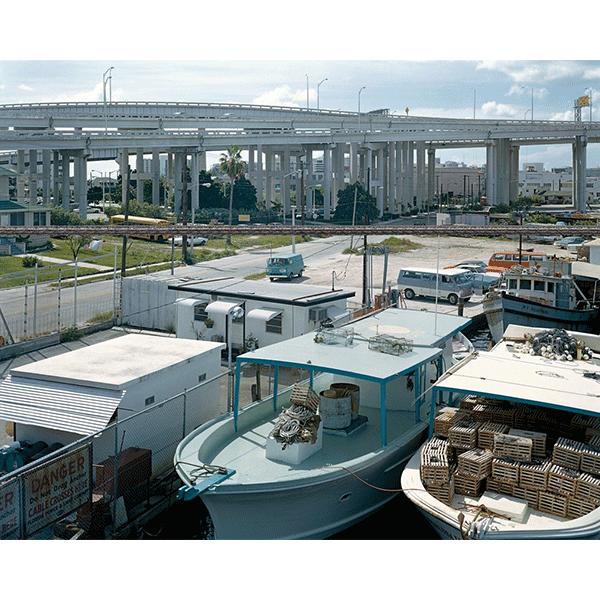 STEPHEN SHORE<br/>Miami, Florida, 28/7/1975, 2000, c-print, 51 x 61 cm