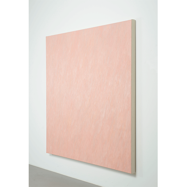 MARCIA HAFIF<br/>French Painting: Muette, 1992, oil on canvas, 178 x 178 cm