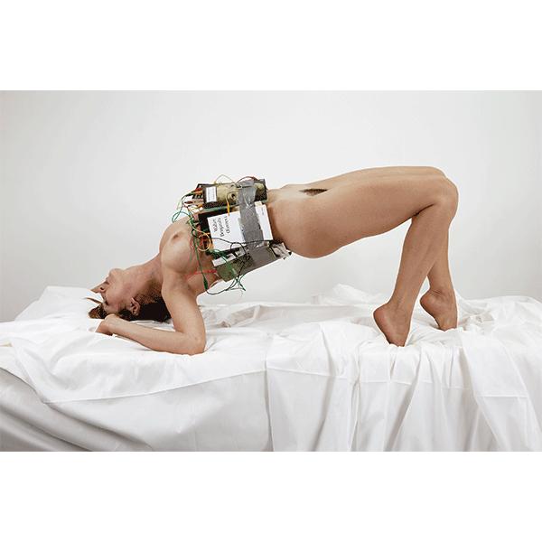 mounir fatmi<br/>Evolution or Death (Phoebe), 2014, c-print, 140 x 205 cm, ed. 5
