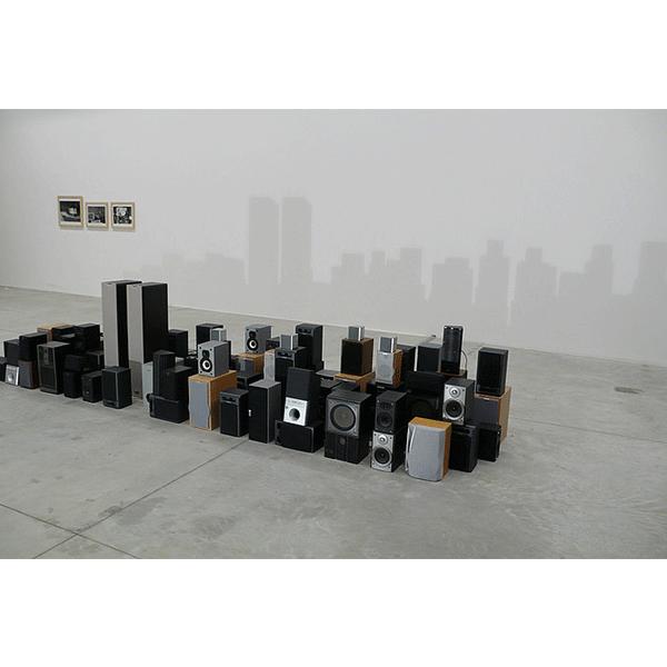 mounir fatmi<br/>52nd International Venice Biennal, 2007