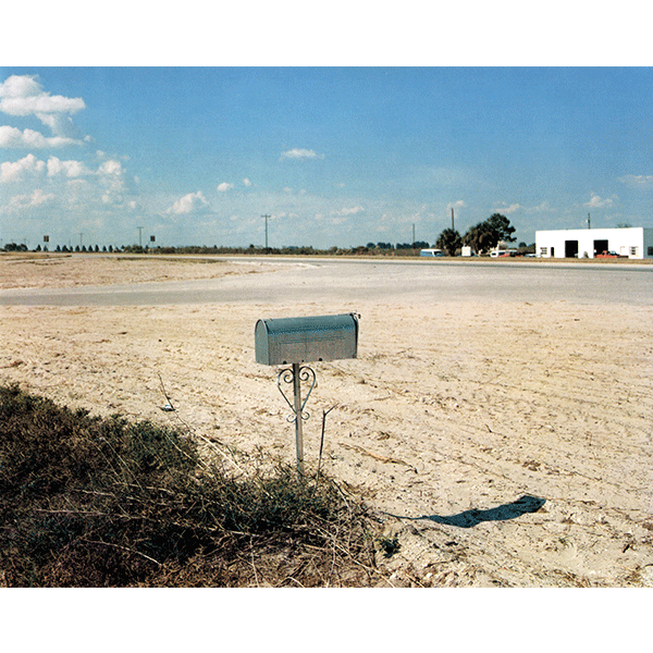 STEPHEN SHORE<br/>Moore Haven, Florida, 11/15/1977, 2000, c-print, 51 x 61 cm