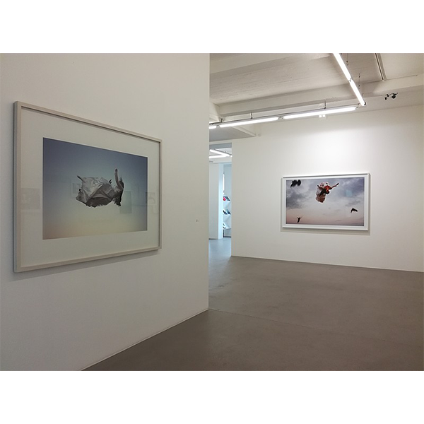 ROSEMARY LAING<br /> installation view, CONRADS 2017