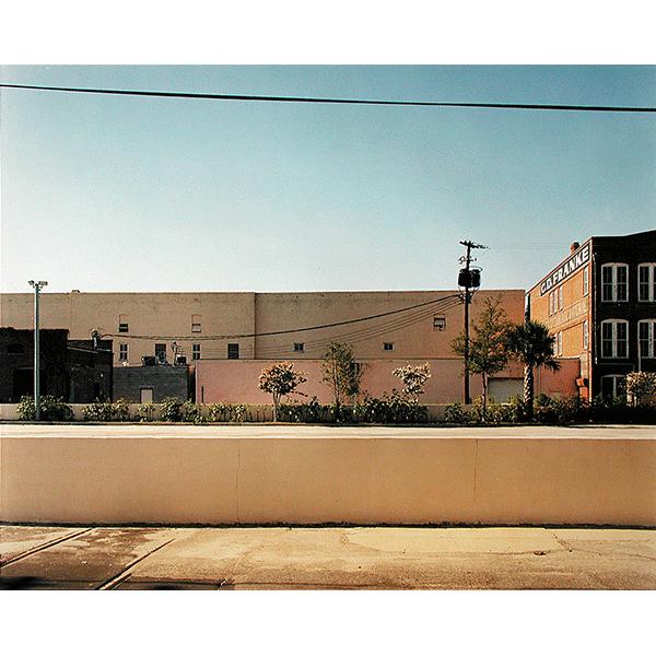 STEPHEN SHORE<br/>Cumberland Street, Charleston, South Carolina, 3/8/1975, 2000, c-print, 51 × 61 cm