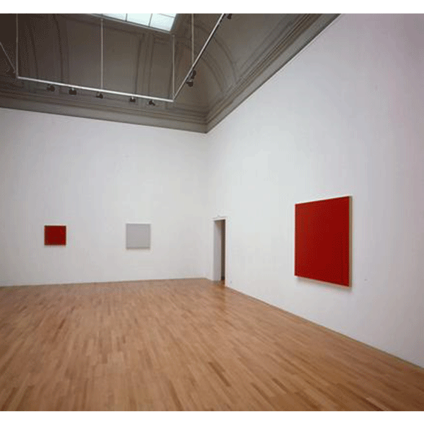 MARCIA HAFIF<br/>Kunsthalle Winterthur 1991