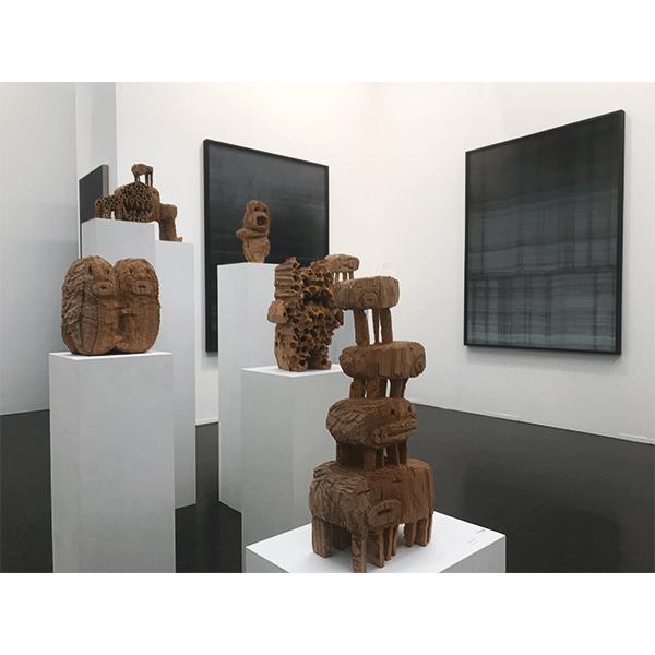 HIROSUKE YABE<br/>CONRADS, ART DÜSSELDORF 2018