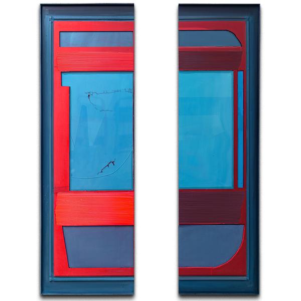 Tim Freiwald, Window at Night