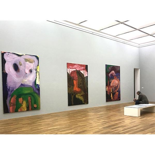 ANETA KAJZER<br/>Kunstmuseum-Bonn, 2020