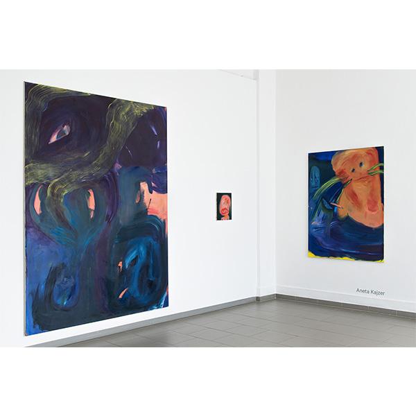 ANETA KAJZER<br/>Marianne Werefkin Preis 2020, Haus am Kleistpark, 2020